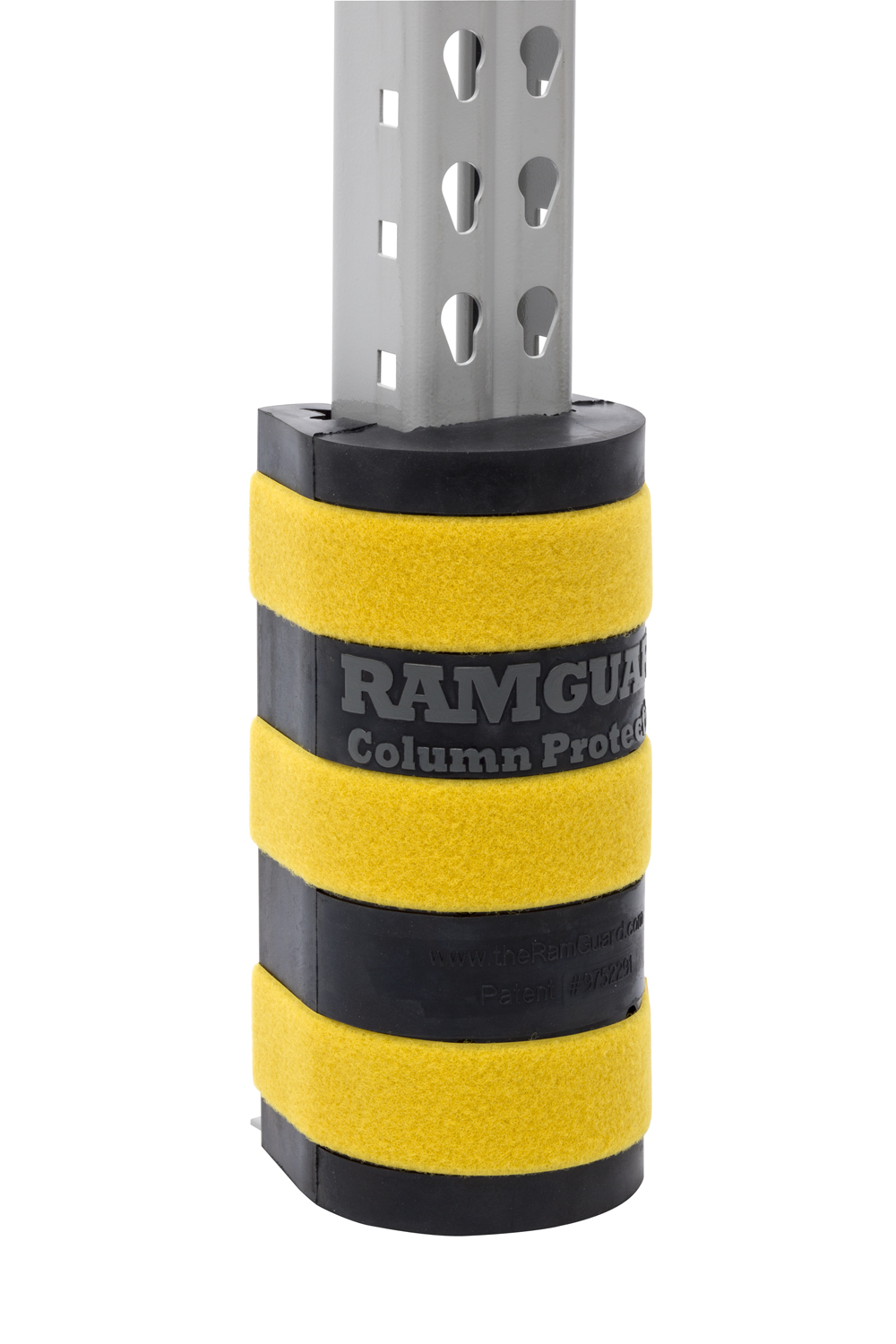 RAMGuard with three straps